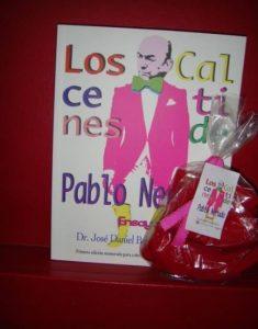 Los Calcetines de Pablo Neruda