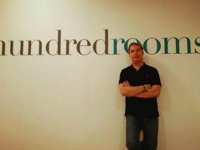Entrevista a Jorge Cuneo, COO en Hundredrooms