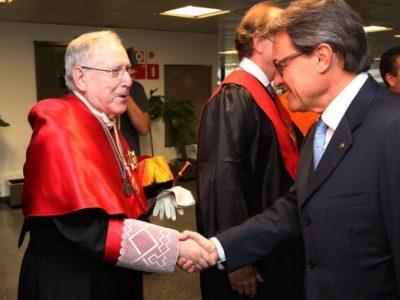 Fallece el Excmo. Dr. Josep LLort Brull, Profesor Honorífico y Miembro de Honor del Consejo Científico de ESERP Business & Law School