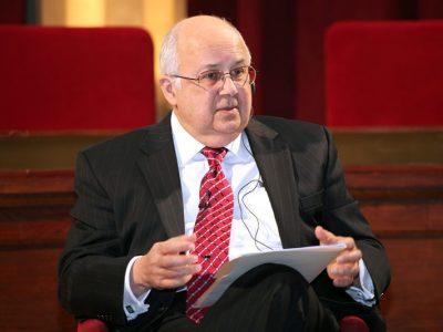 El Presidente de la Biblioteca de Alejandría, investido Honorary Degree