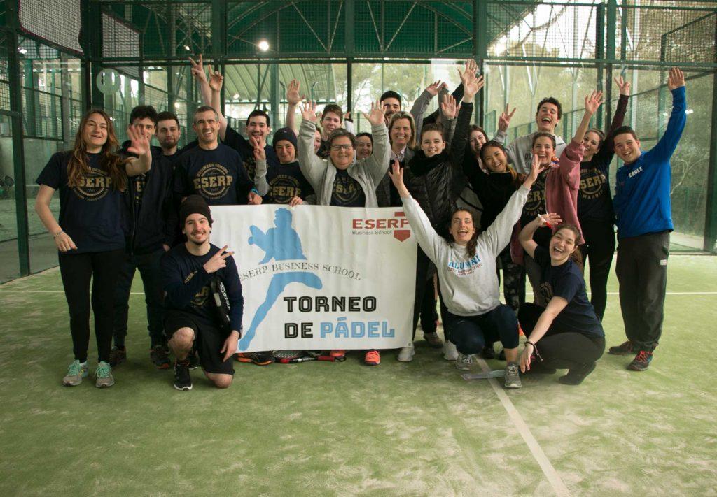 Pádel Solidario de ESERP