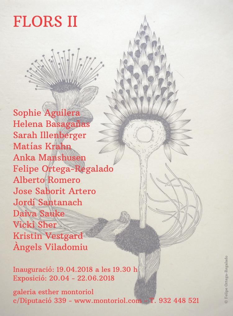 Exposición Flor II Helena Basagañas