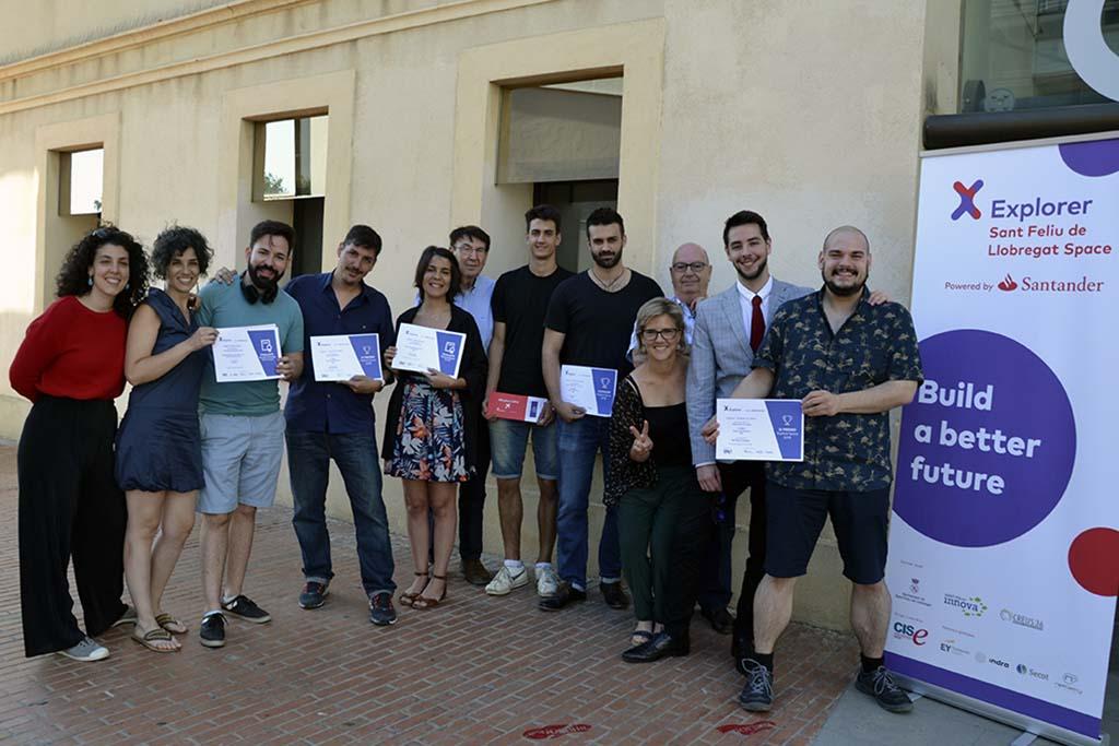 Participantes del Concurso Yuzz-Explorer
