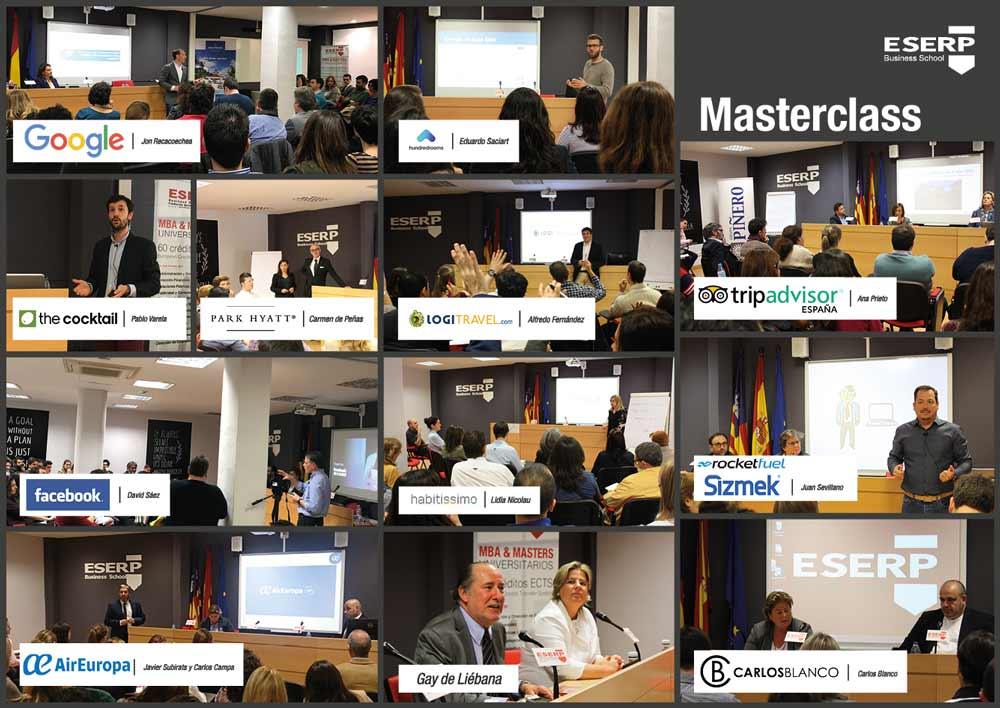 masterclass ESERP