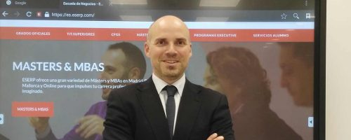 Bernat Prieto Coordinador Grados ESERP