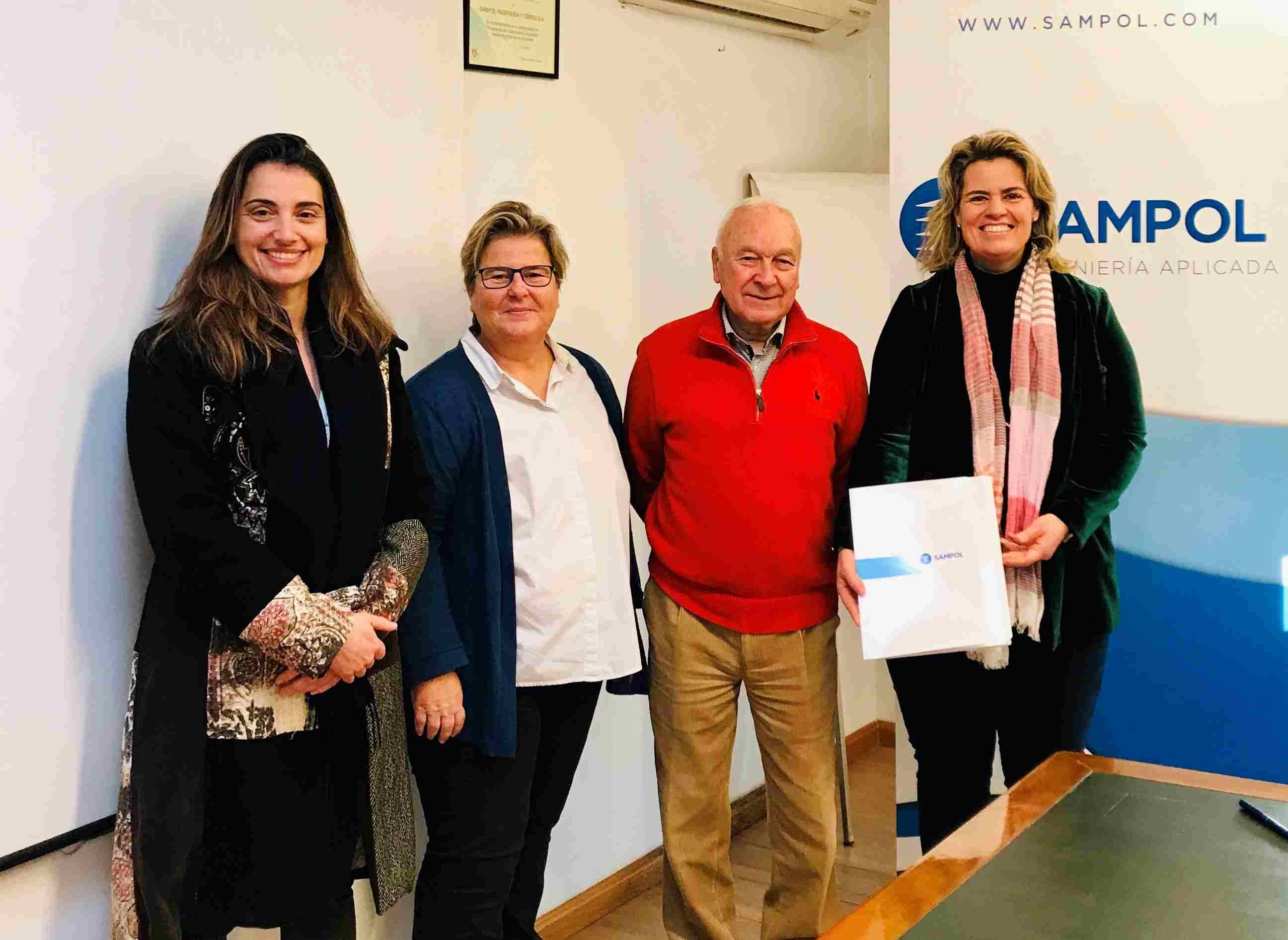 ESERP Business School colaborará con el Grupo Multinacional Sampol