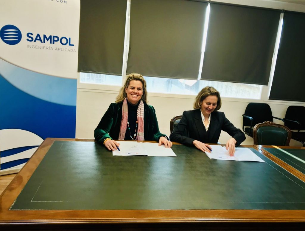 ESERP y el Grupo Sampol se sientan para firmar un acuerdo de colaboración