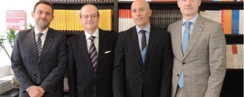 Conferencia en ESERP Barcelona sobre los Principios Penales del Derecho Administrativo Sancionador