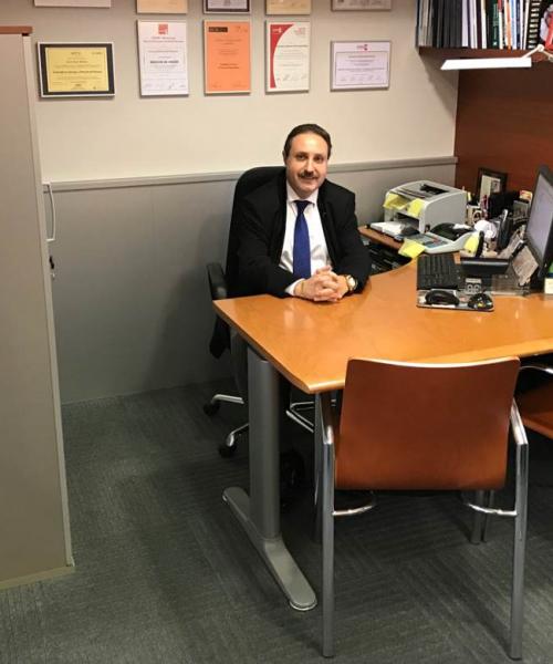 Arturo Reyes nos abre las puertas de su despacho para contarnos las ventajas de contar con un Administrador para gestionar el Patrimonio en propiedad