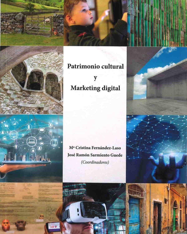 Portada del libro Patrimonio Cultural y Marketing Digital