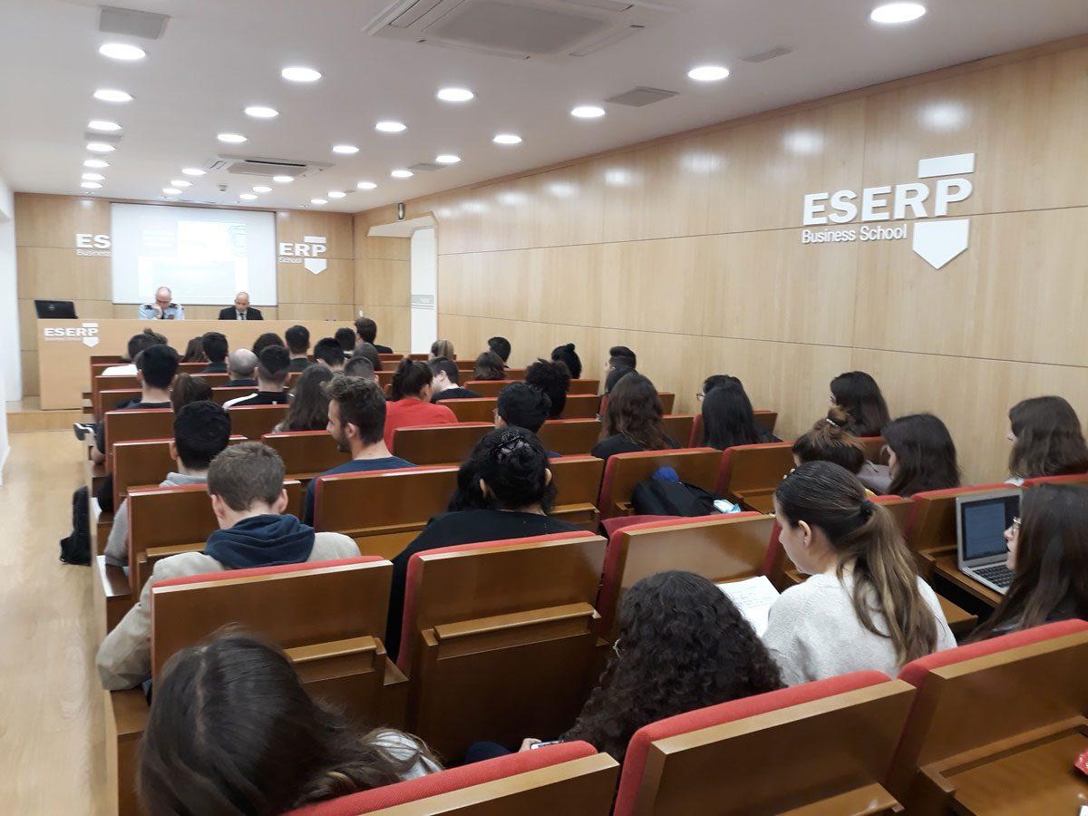 Conferencia en Barcelona Seguridad en Eventos Deportivos