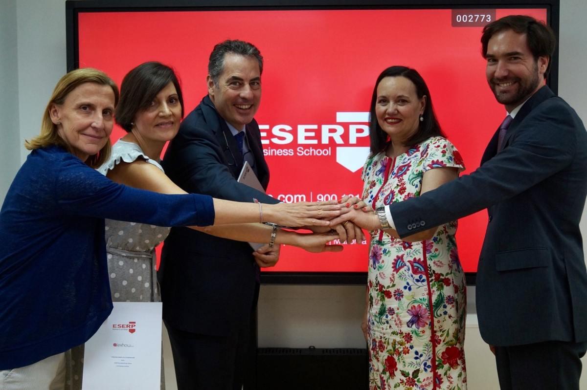 Acuerdo entre LexHow y ESERP para los alumnos del Máster Universitario en Abogacía