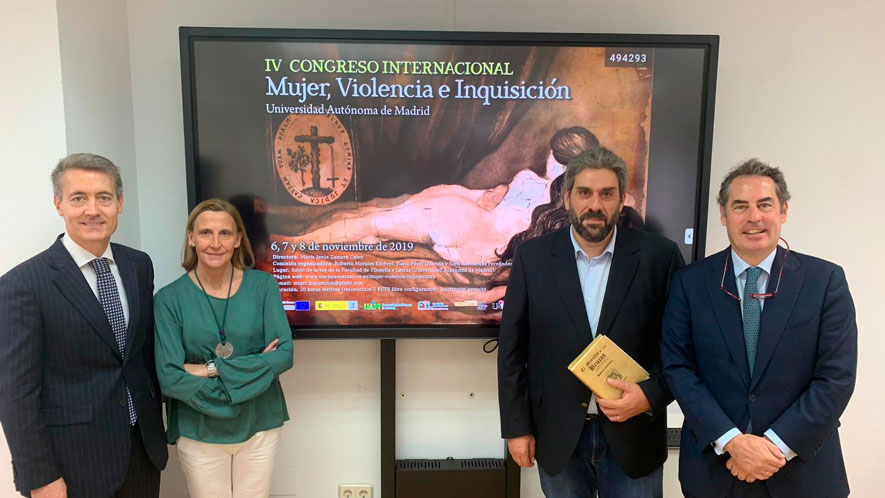 4º Congreso ESERP Mujer, Violencia e Inquisición