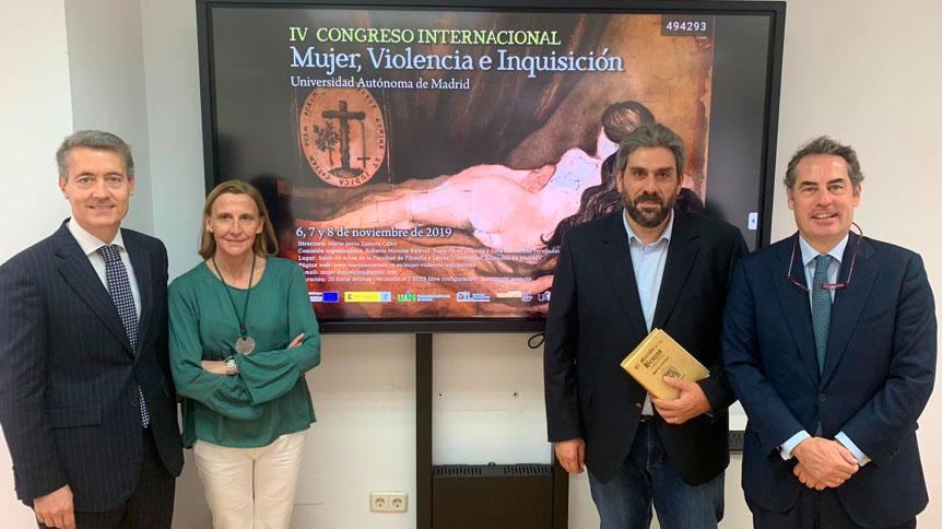 4º Congreso Internacional ESERP Mujer, Violencia e Inquisición